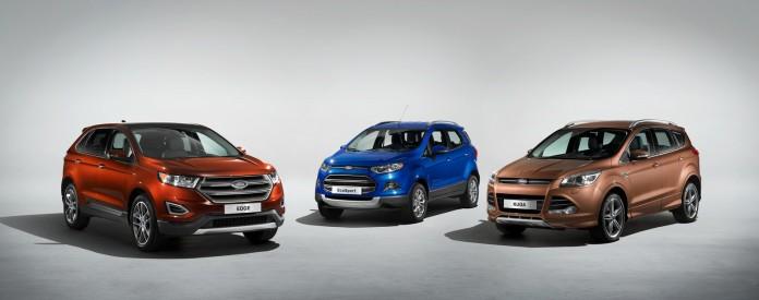 Ford-SUV-lineup-Frankfurt-Motor-Show-2015