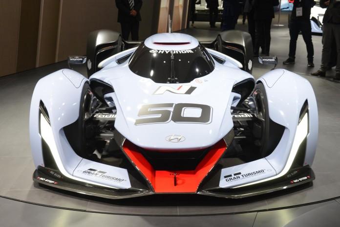 Hyundai N 2025 Vision Gran Turismo concep