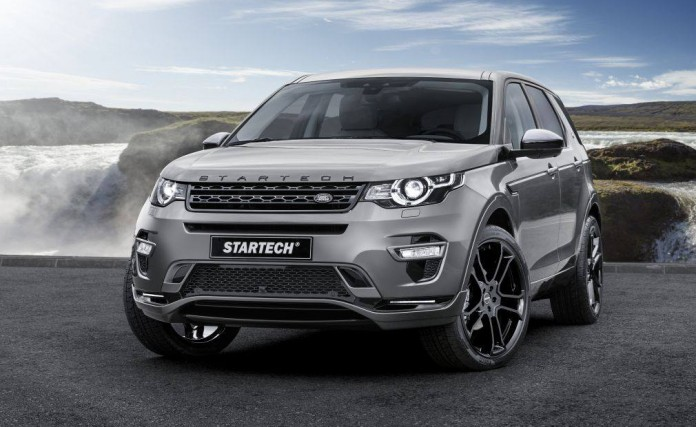 Land Rover Discovery Sport by Startech (5)