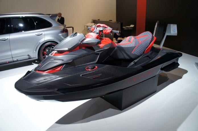 Mansory Carbon Fiber Jet Ski (1)