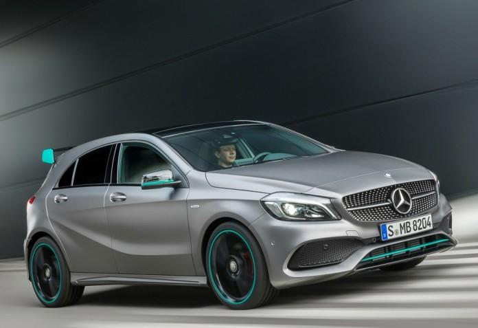 Mercedes A-Class Motorsport Edition (1)