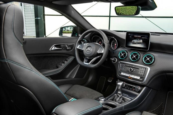 Mercedes A-Class Motorsport Edition (13)