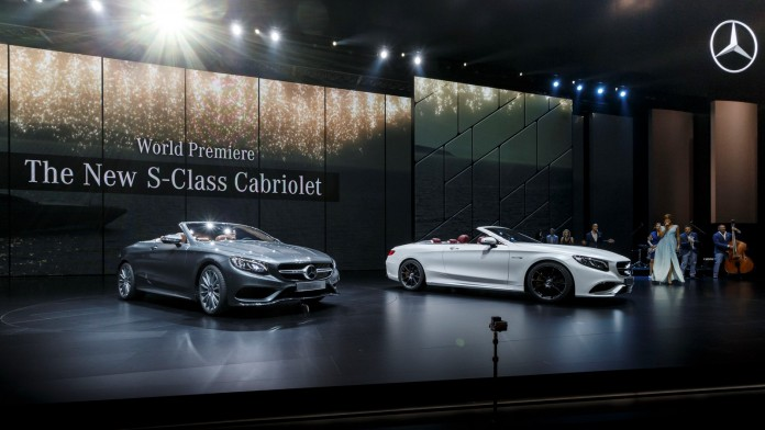 Mercedes S-Class Cabriolet 2016 (28)