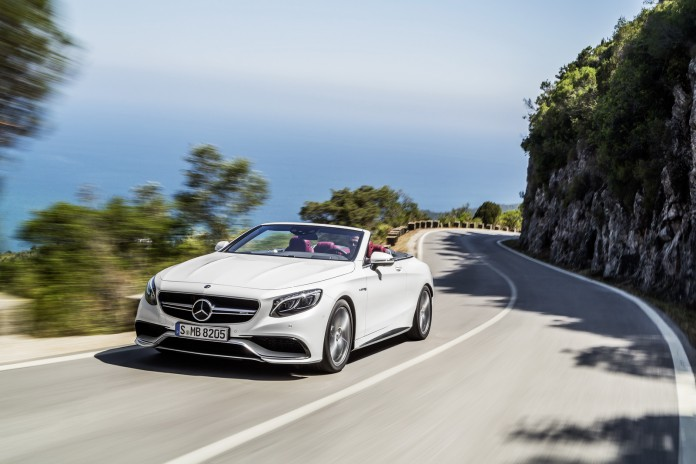 Mercedes S-Class Cabriolet 2016 (34)
