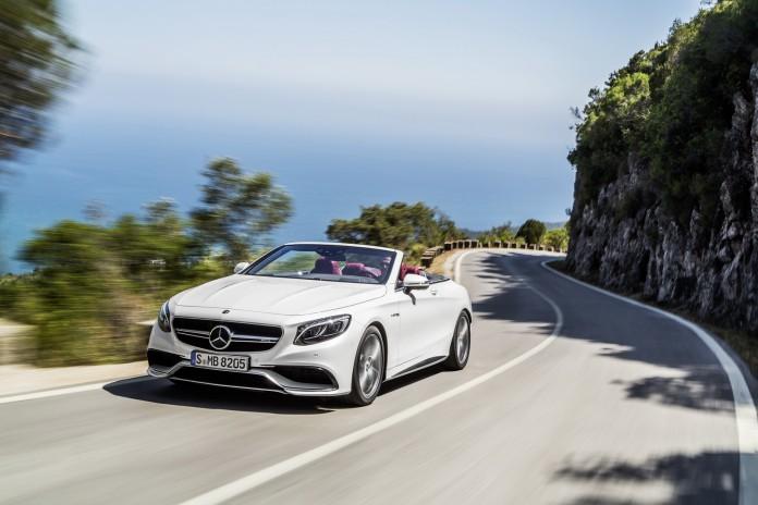 Mercedes S-Class Cabriolet 2016 (34)