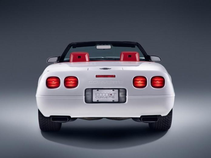 One Millionth Chevrolet Corvette 3