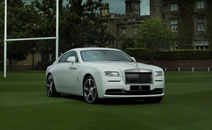 Rolls-Royce Wraith History of Rugby