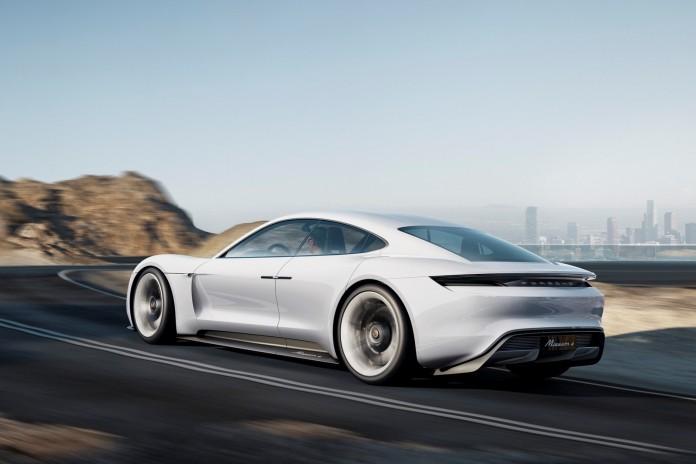 Porsche Mission E concept (2)