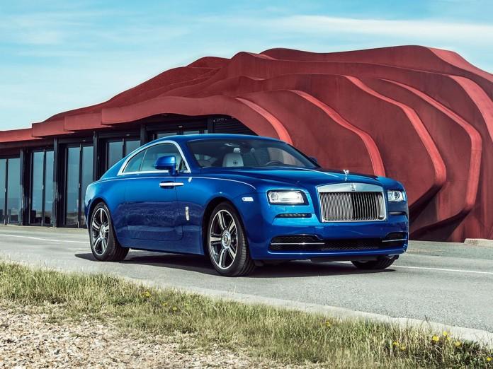 Rolls-Royce Wraith Porto Cervo photos (1)