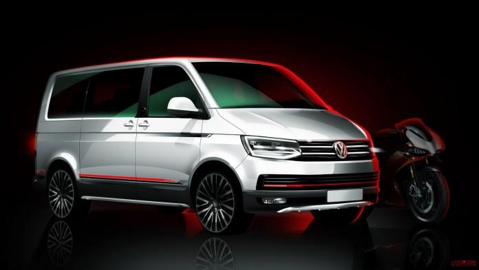 Volkswagen MultiVan PanAmericana concept (1)