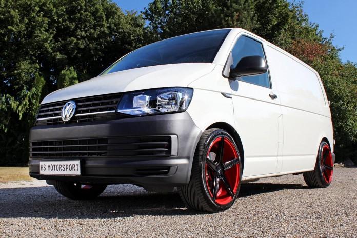 Volkswagen T6 Transporter by HS Motorsport (1)