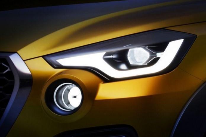 Datsun concept car teaser