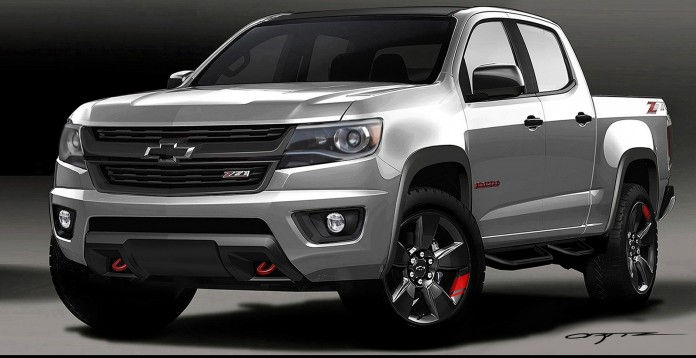 2015-SEMA-Chevrolet-Colorado-Red-Line-1