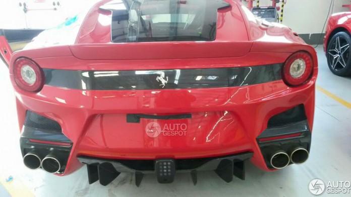 Ferrari F12tdf live photos (2)