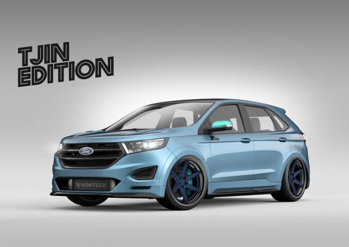Ford Edge Tjin Edition