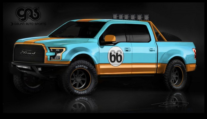Ford F-150 for SEMA (7)