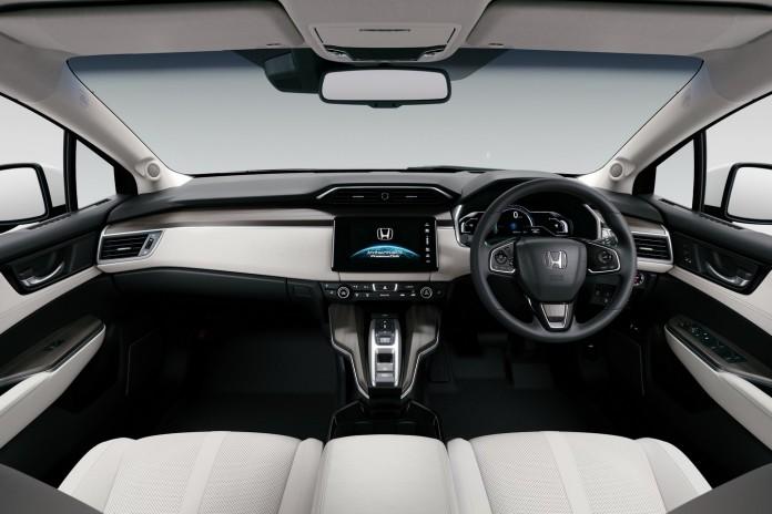 Honda Clarity Fuel Cell (19)