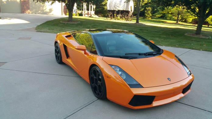 Lamborghini Gallardo 2004 for sale (1)