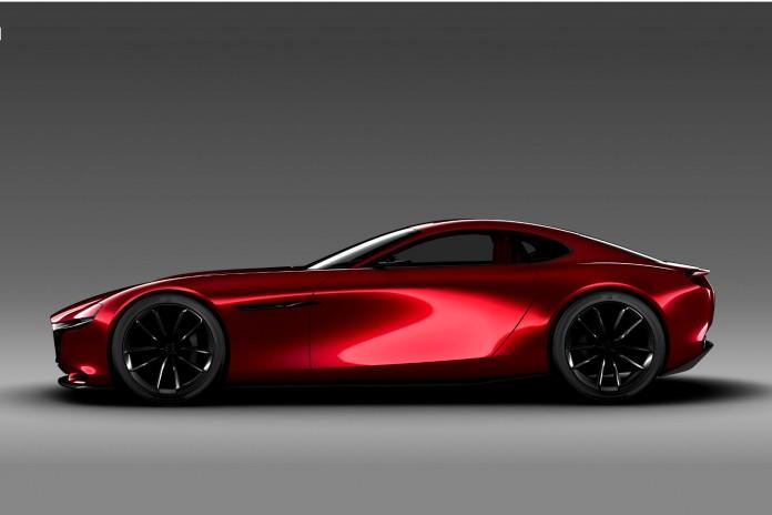 Mazda RX-VISION Concept 14