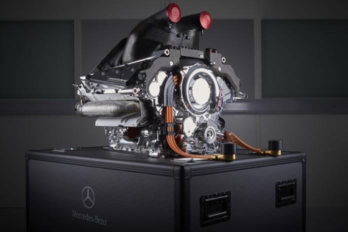 Mercedes pu