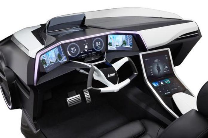 Mitsubishi EMIRAI 3 xDAS concept 2