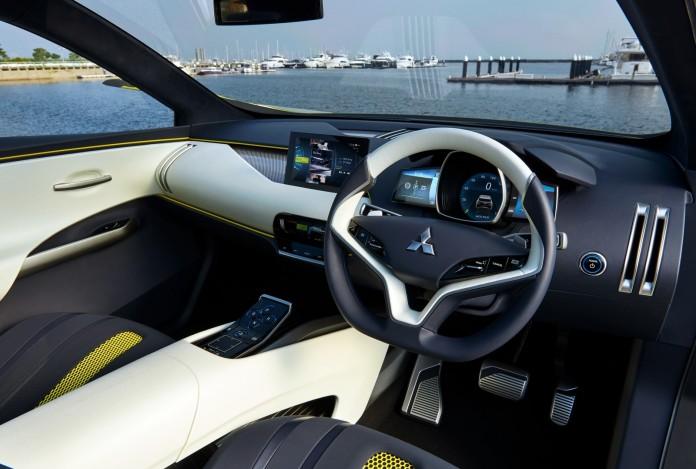 Mitsubishi eX Concept (15)
