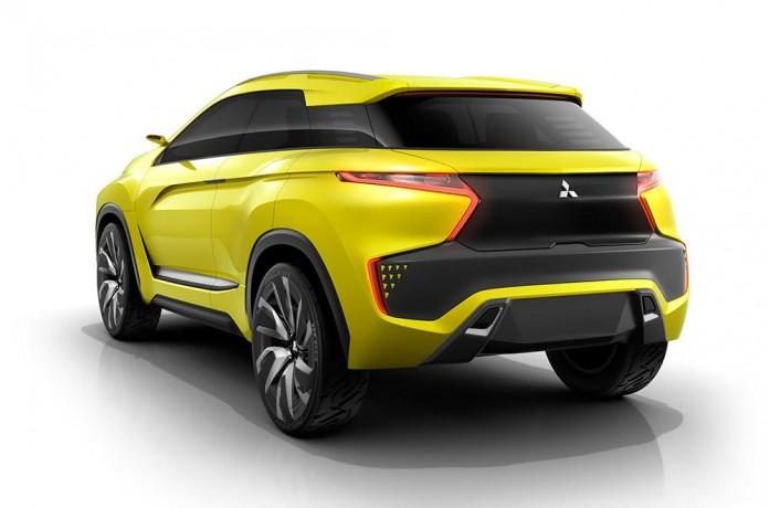 Mitsubishi eX concept 5