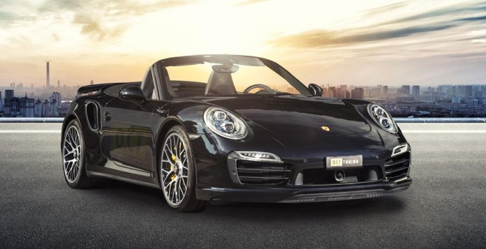 Porsche 911 Turbo S Cabriolet by O.CT Tuning (3)
