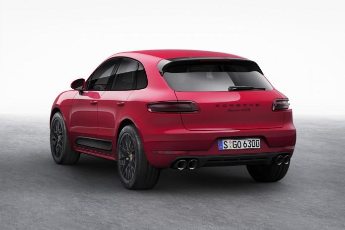 Porsche Macan GTS 3