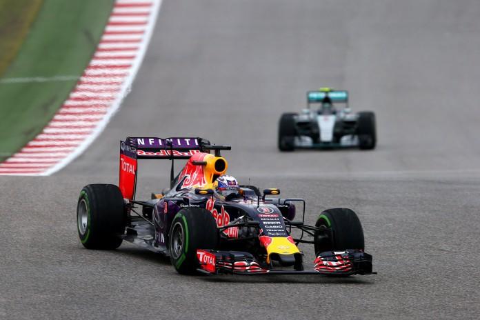 Ricciardo-Rosberg