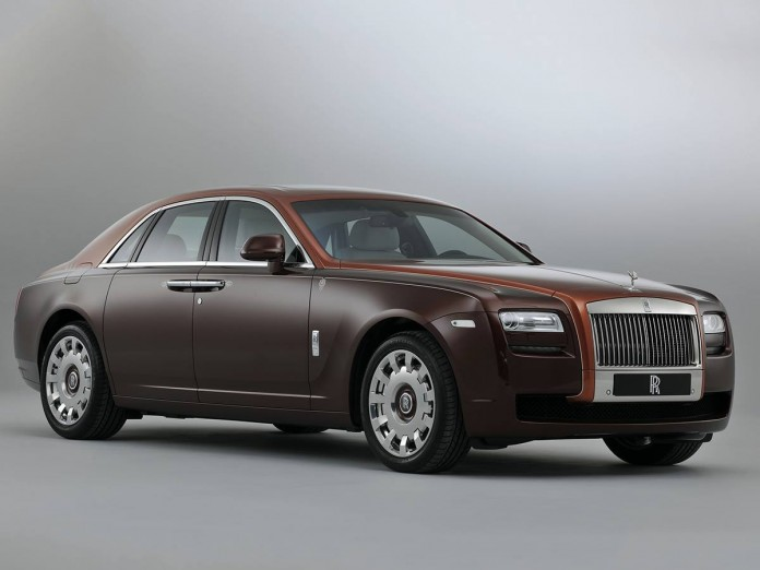 Rolls-Royce Ghost 1001 Nights edition (1)