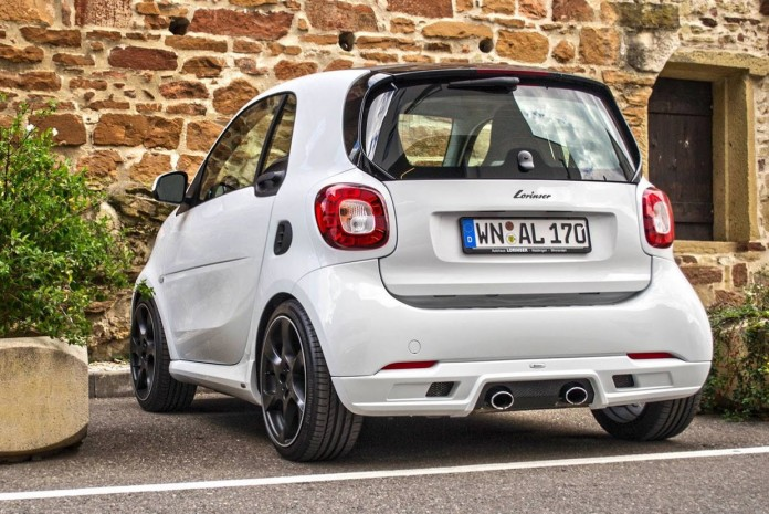 Smart Fortwo by Lorinser (2)