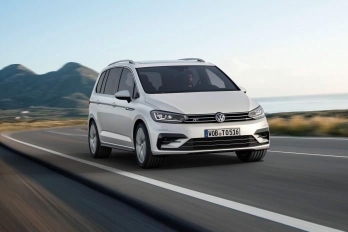 Volkswagen, Touran R-Line