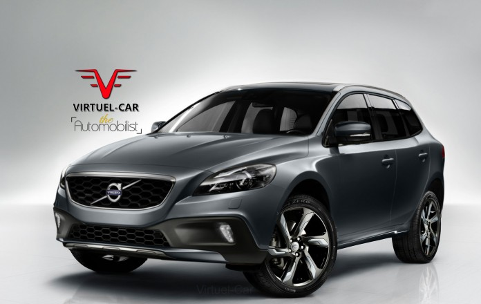 XC40 Virtuel-car