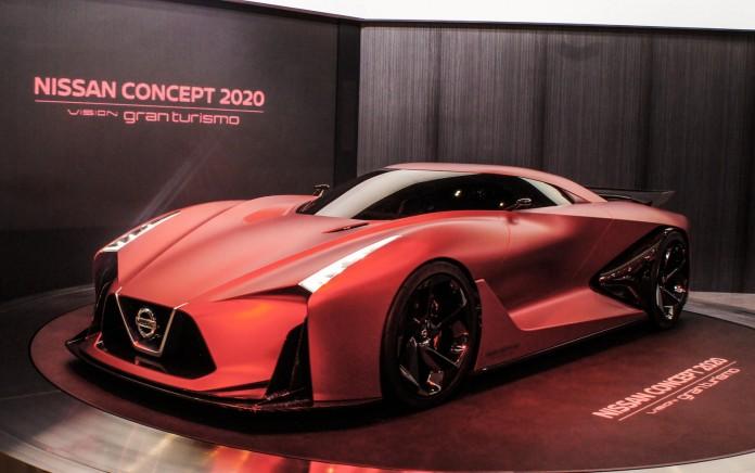 Nissan Vision 2020 Gran Turismo