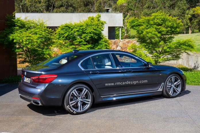 2017 BMW 5 series (2)