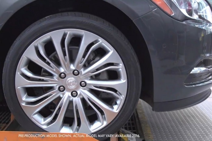 2017 Buick LaCrosse (1)