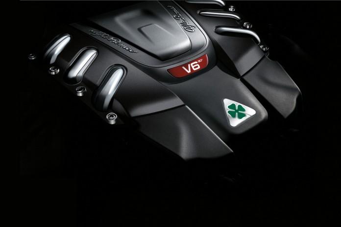 Alfa Romeo Giulia US spec 20