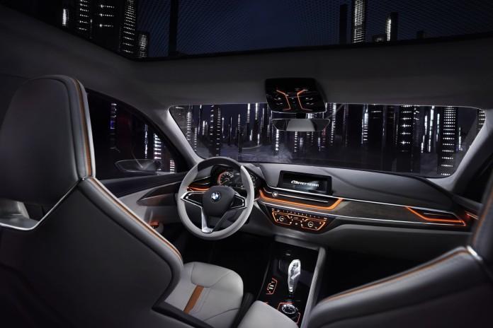 BMW Compact Sedan Concept 13