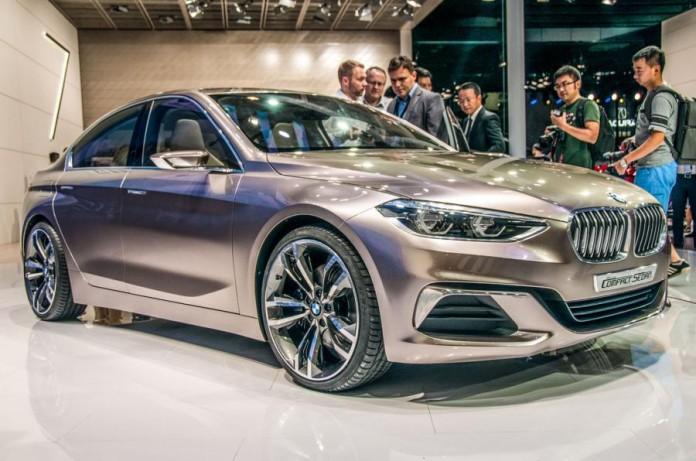 BMW Compact Sedan Concept live (12)
