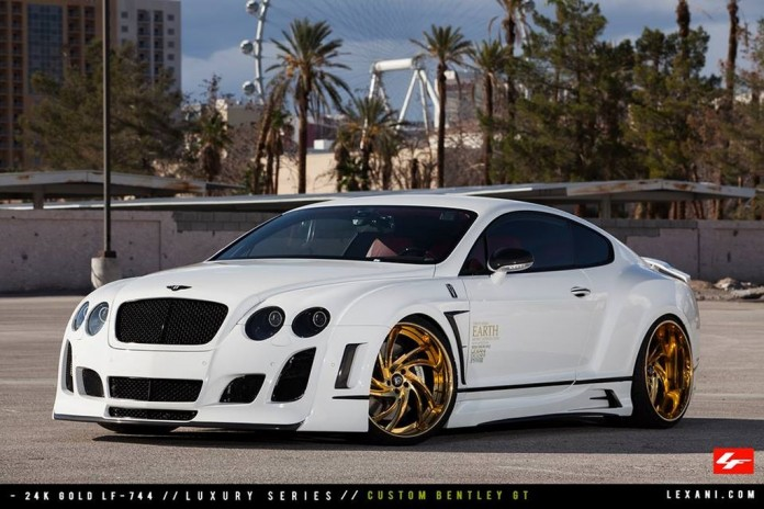 Bentley Continental GT by Lexani (1)