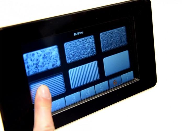 Bosch Touchscreens