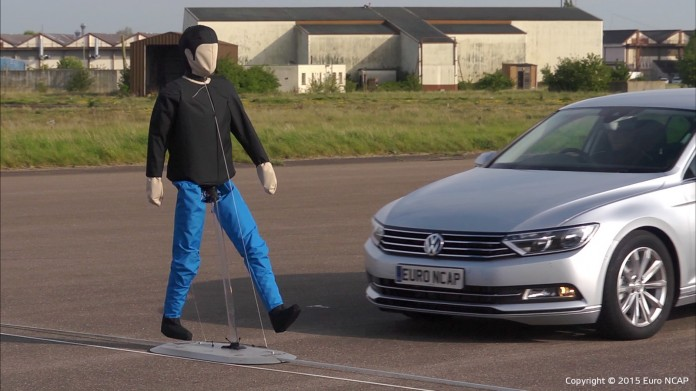 Euro NCAP Adds Autonomous Pedestrian Detection Test (2)