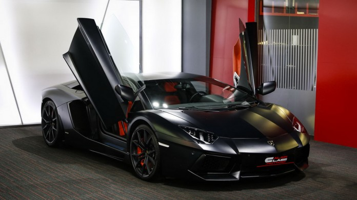 Lamborghini Aventador For Sale Dubai 1