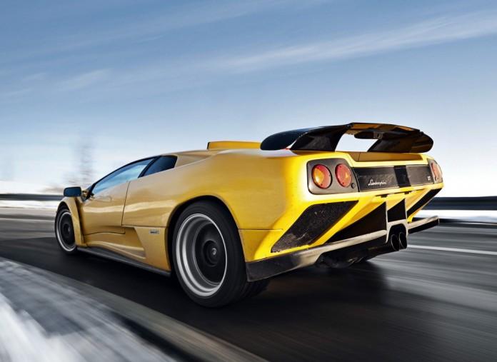 Lamborghini Diablo GT 4