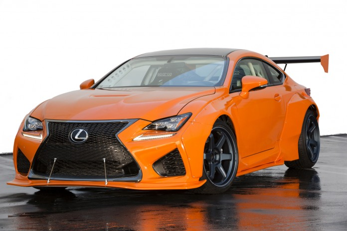 Lexus GS F and RC F for SEMA (22)