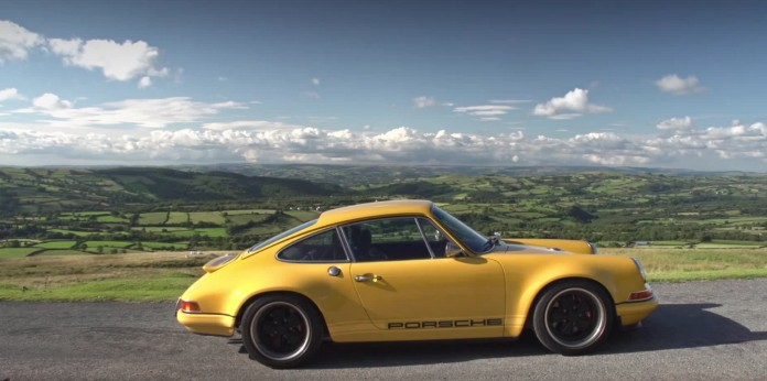 Porsche 911 re-imagined by Singer