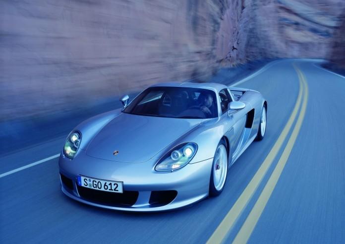 Porsche Carrera GT 3