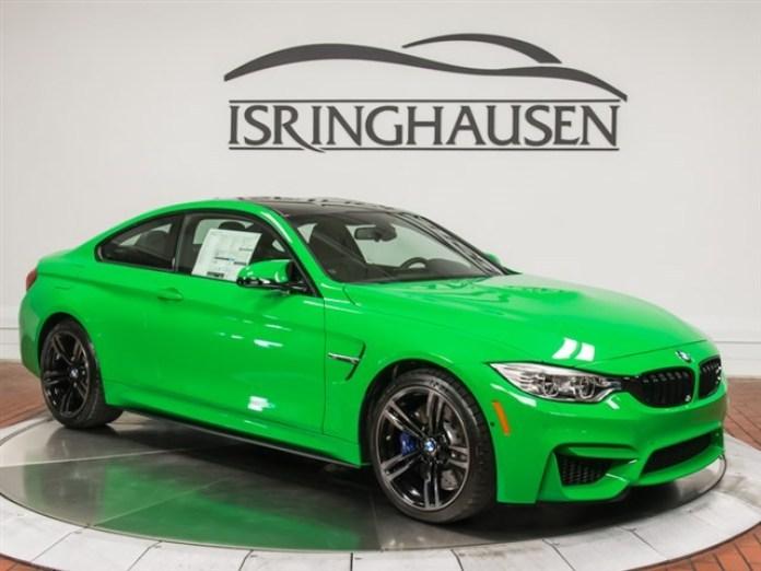 BMW M4 Signal Green (1)
