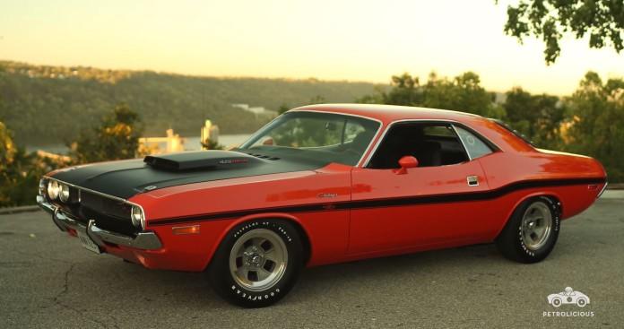 Dodge Hemi Challenger